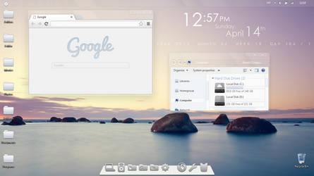 Desktop by xCupiiCakex