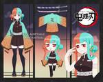KNY_ADOPTABLES_[0/1] by KeiKatsuki18