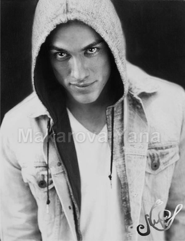 Michael Trevino by Makarova17