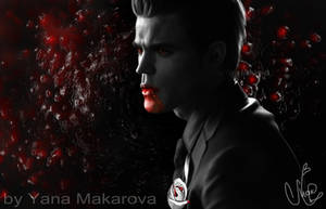 Paul Wesley by Makarova17