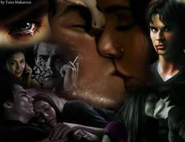 The Vampire Diaries by Makarova17