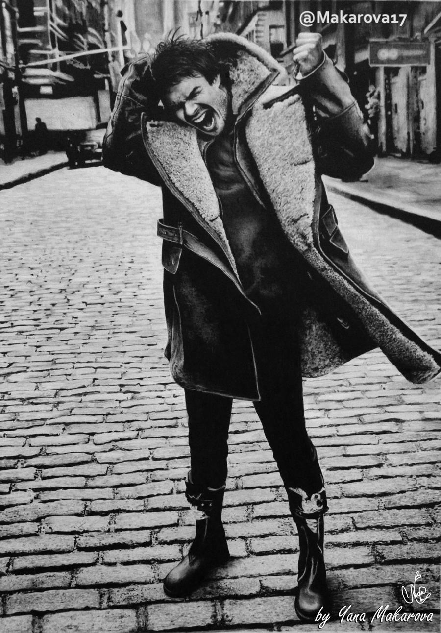 Ian Somerhalder by Makarova17