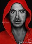 Robert Downey Jr. (Tony Stark,  Iron Man )