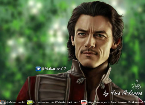 Luke Evans - Vlad Dracula Untold
