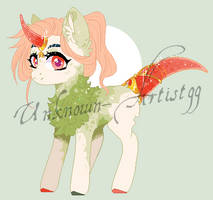 random pon auction - closed by Unknown-Artist99