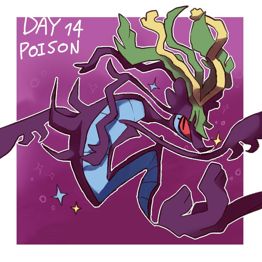pokeddexy day 14:dragalge by ScarfFetish on deviantART