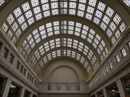Union Station Main Hall Ceiling  by EdwardsOtherSide