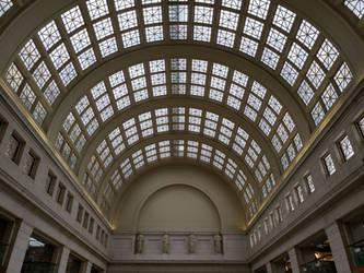 Union Station Main Hall Ceiling