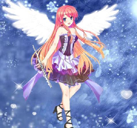 Anime Angel x3 by GeckiGewaldro