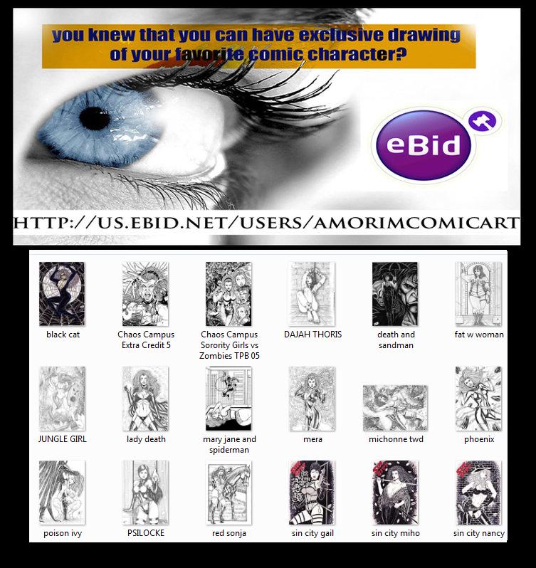 Sales of arts in Ebid by gregohq