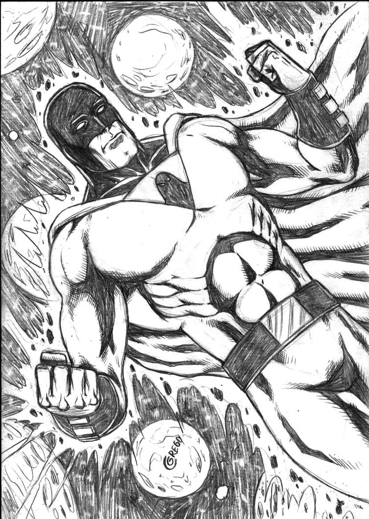 Space Ghost by gregohq
