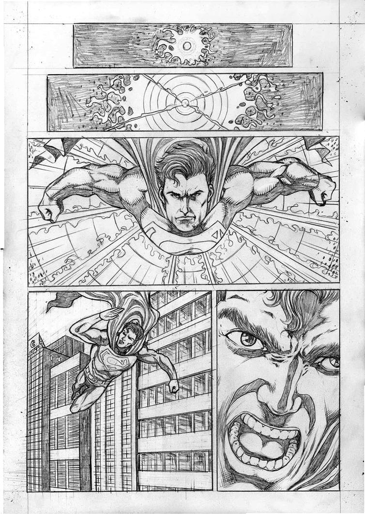 Superman Sample Cesar Grego Pg 01 by gregohq