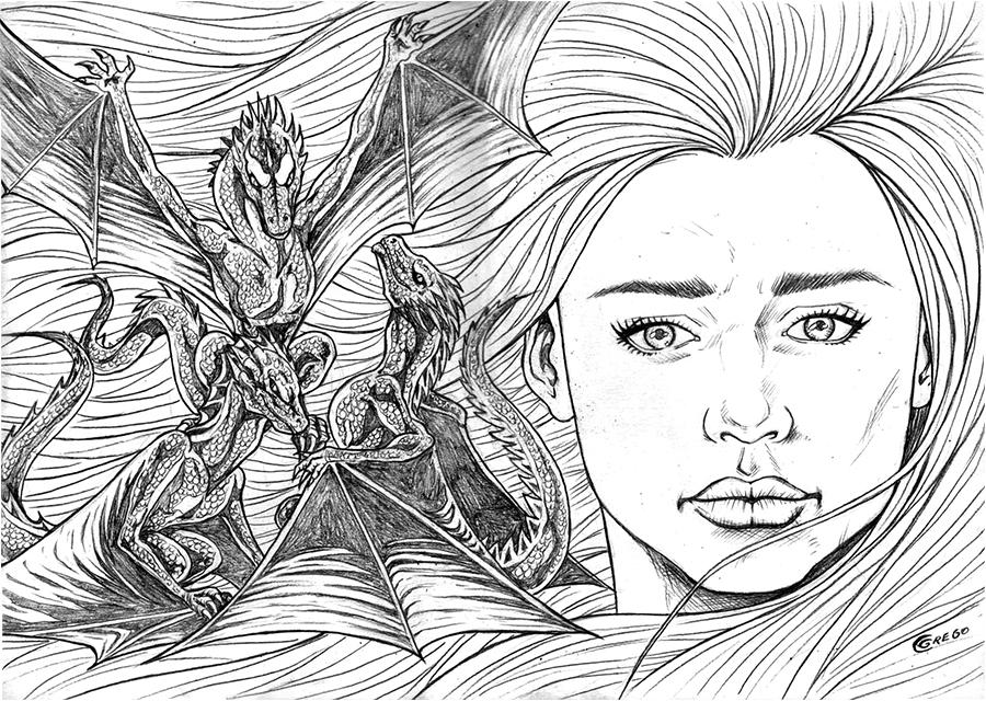 Daenerys 2 by gregohq