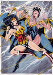 Wonder Woman Vs Storm