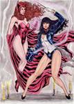 Scarlet Witch Zatanna