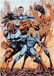 Fantastic Four by gregohq