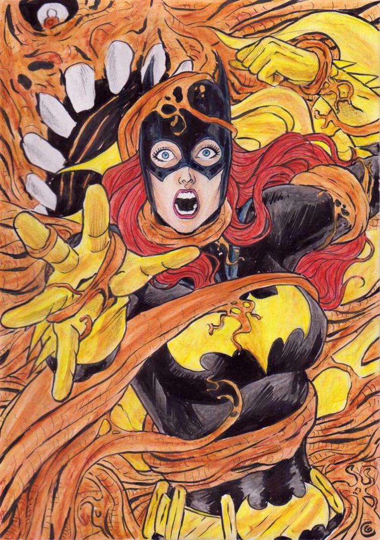 Batgirl by gregohq