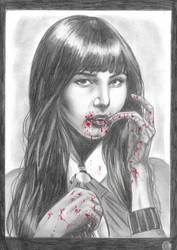 Vampirella by gregohq