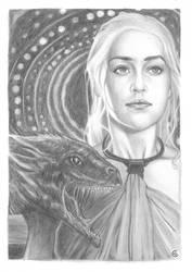 Daenerys by gregohq