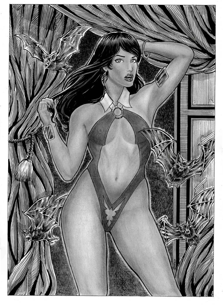 Vampirella2 by gregohq