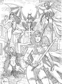 Comics Girls