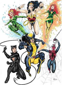 Comics Girls 3