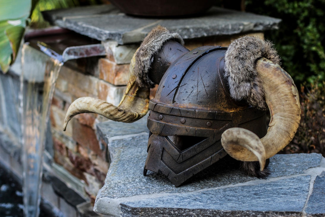 Skyrim Inspired Helmet by Athis68