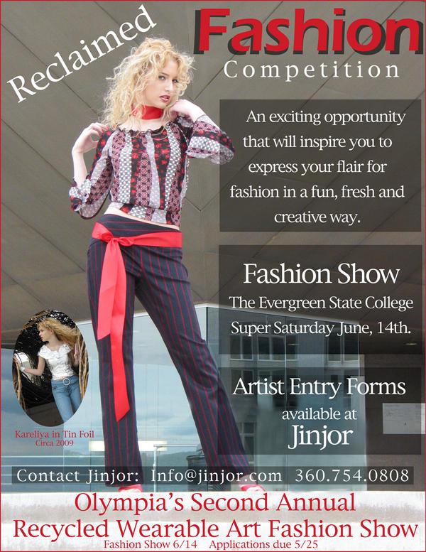 Fashion Show Ad By Fashionp On DeviantArt