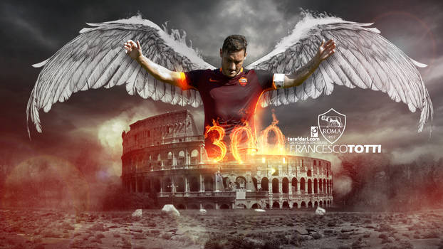 16. Francesco Totti