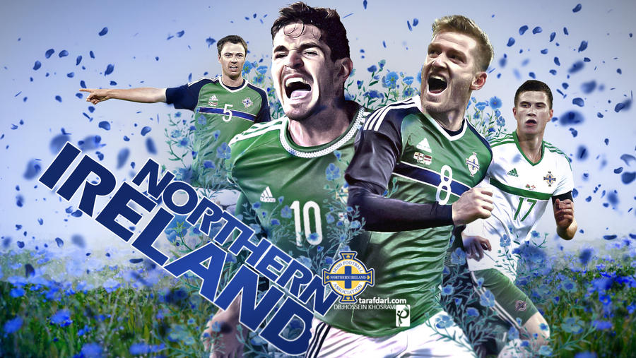 reputable site 6f8f9 7eaaa 72. Northern Ireland National Football Team by Ramin7Sharifi ...