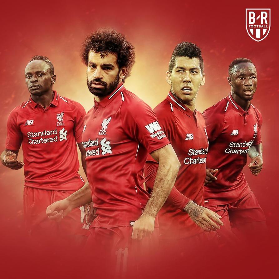 260. Liverpool 2018-19 By Ramin7Sharifi On DeviantArt