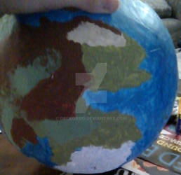 The Planet Elivera: Southern Hemisphere 4