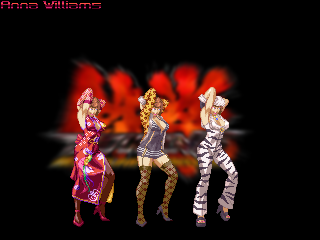 Anna Williams Tekken BR by FeLoLlop on DeviantArt Zebra T3