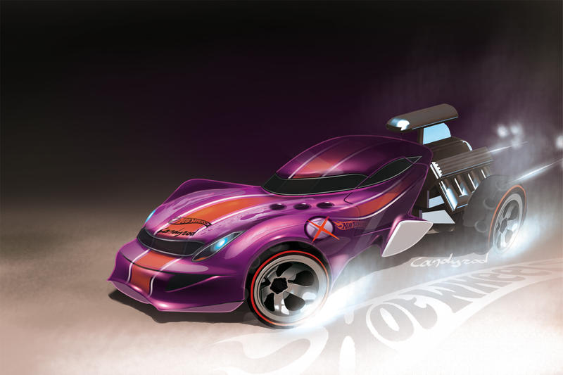 Hot Wheels RoadBeast 2011 by candyrod