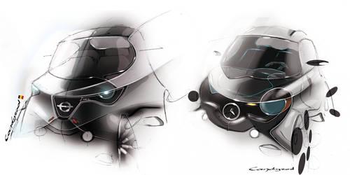 City cars...