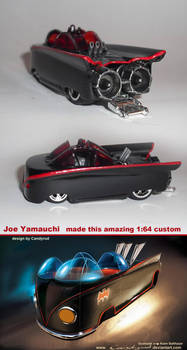 VW Batmobile custom 3