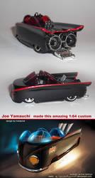 VW Batmobile custom 3