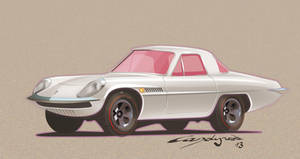 Mazda Cosmo Hot Wheels