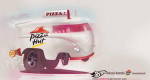 Kool Kombi Pizza Hut