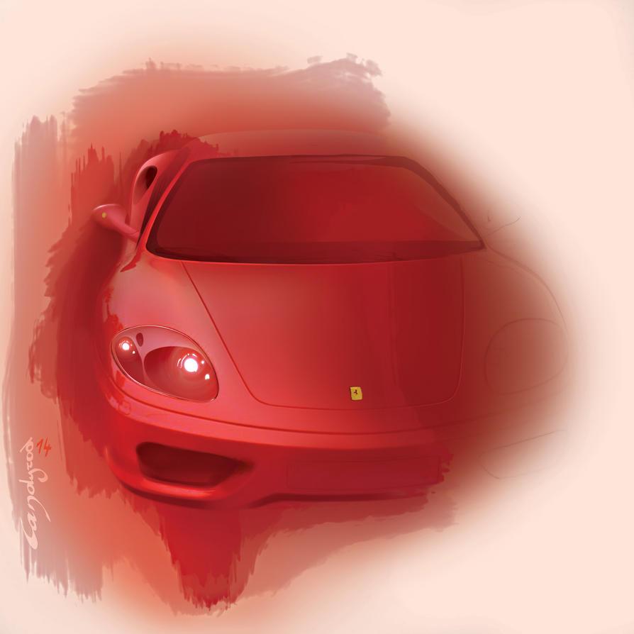 Ferrari 360 Modena by candyrod