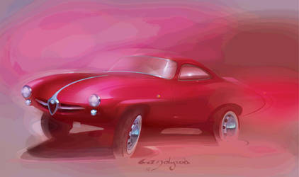 Alfa Romeo Giulia ss by candyrod