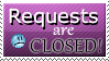 Request Closed Stamp by Onyx-Tigeress