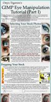 Complex GIMP Eye Tut. Part I