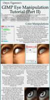 Complex GIMP Eye Tut. Part II