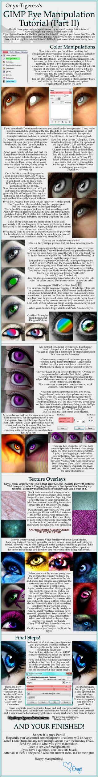 Complex GIMP Eye Tut. Part II by Onyx-Tigeress