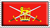 British Army Stamp by SimonLMoore