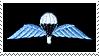 Commando Para Stamp by SimonLMoore