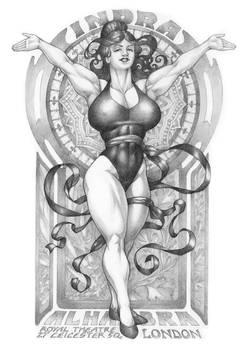 Indra Art Nouveau