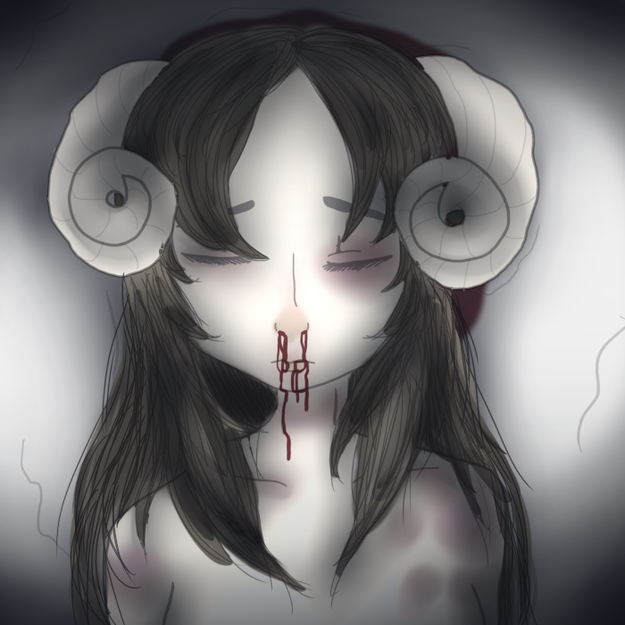 :Shortstory: Bloody Nose by Badluckbadkat