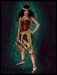 Contest - Tribal Wonder Woman